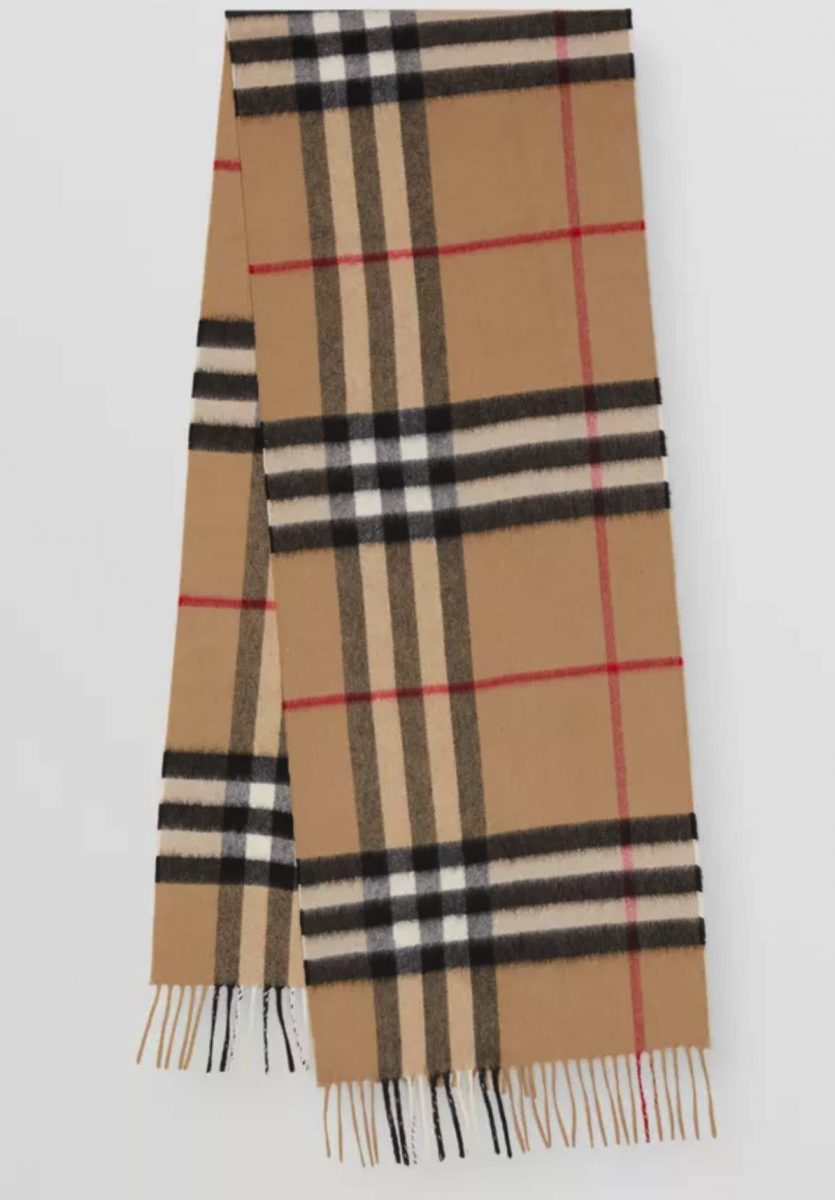 Burberry Scarf Dupes