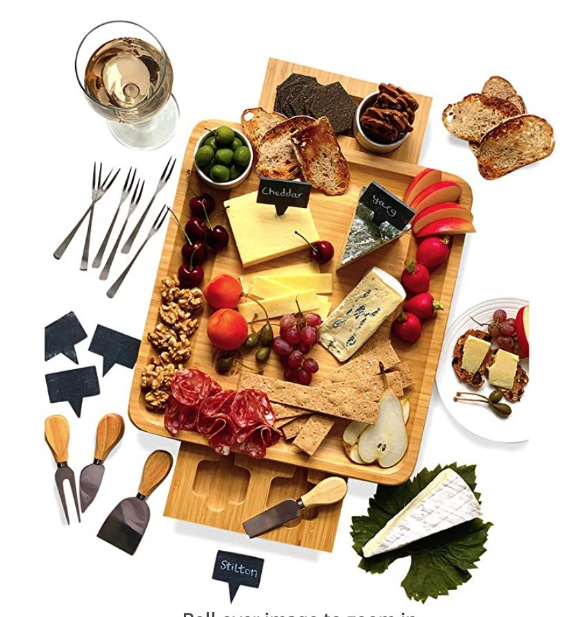 Party Charcuterie Board