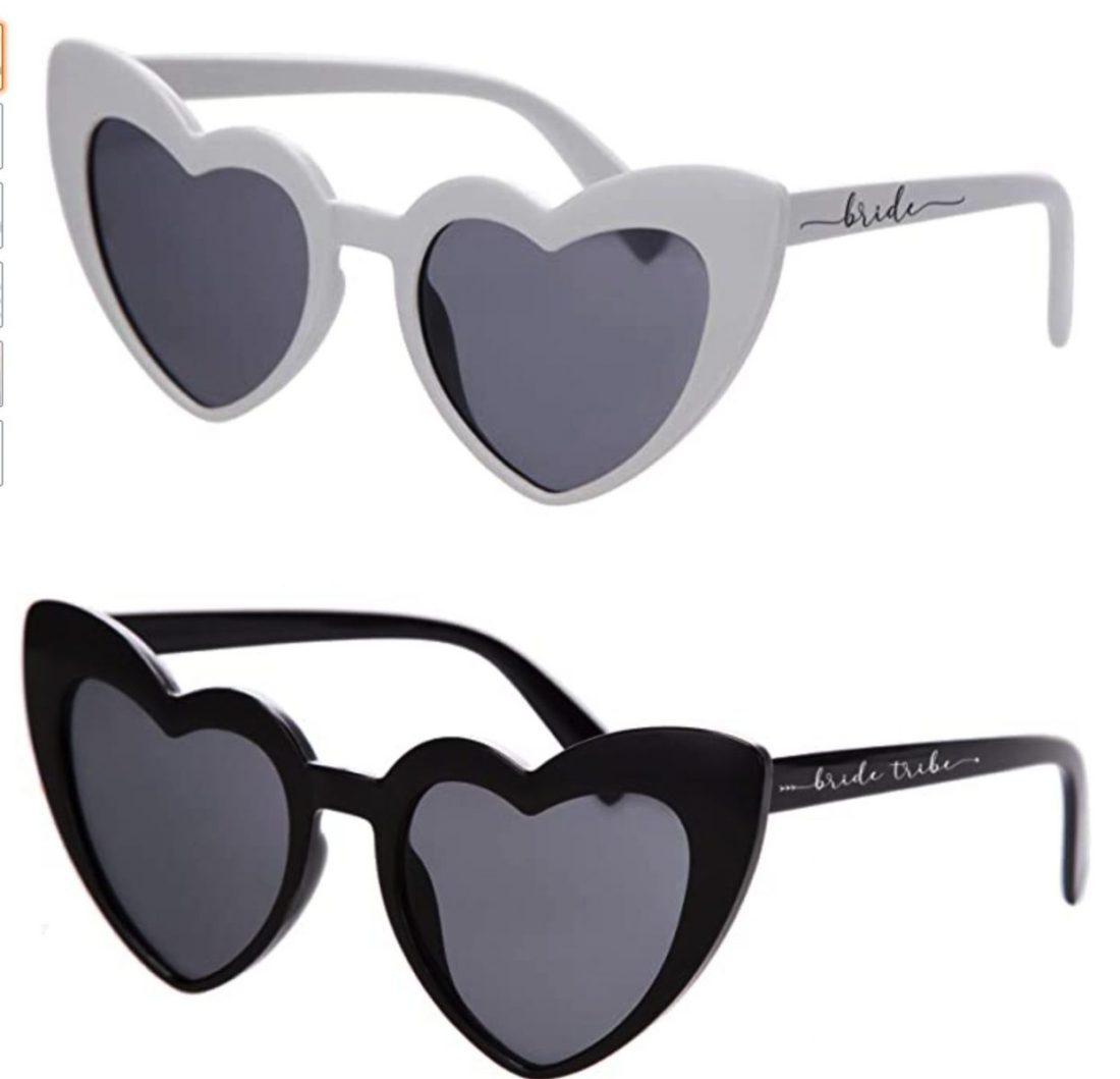 DIY Bridal Proposal Sunglasses