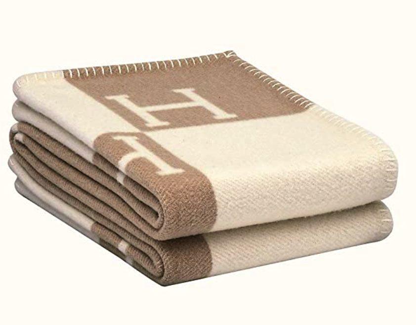 Hermes blanket look alike and alternative