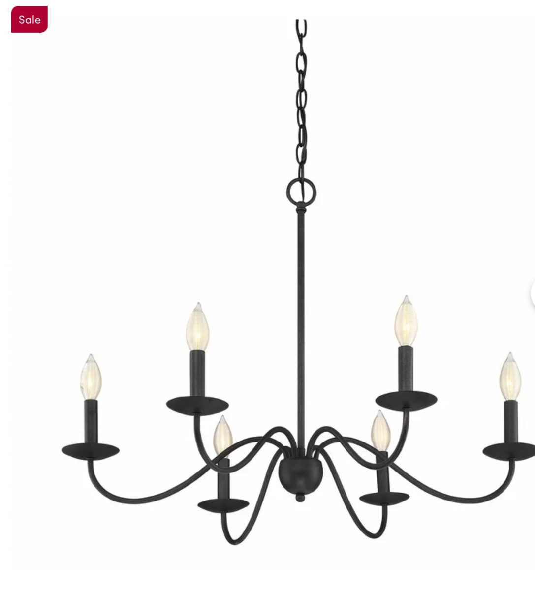 Pottery Barn Chandelier Dupes