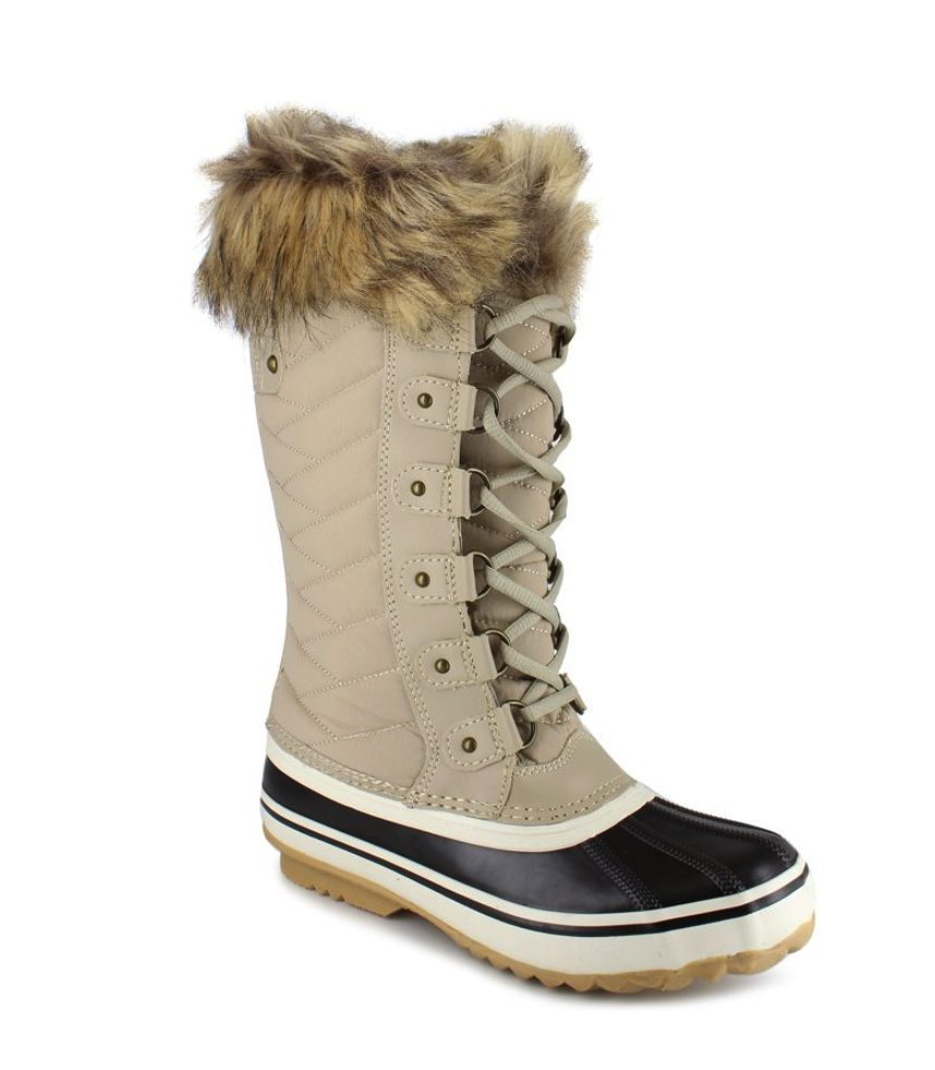 Sorel inspired boots