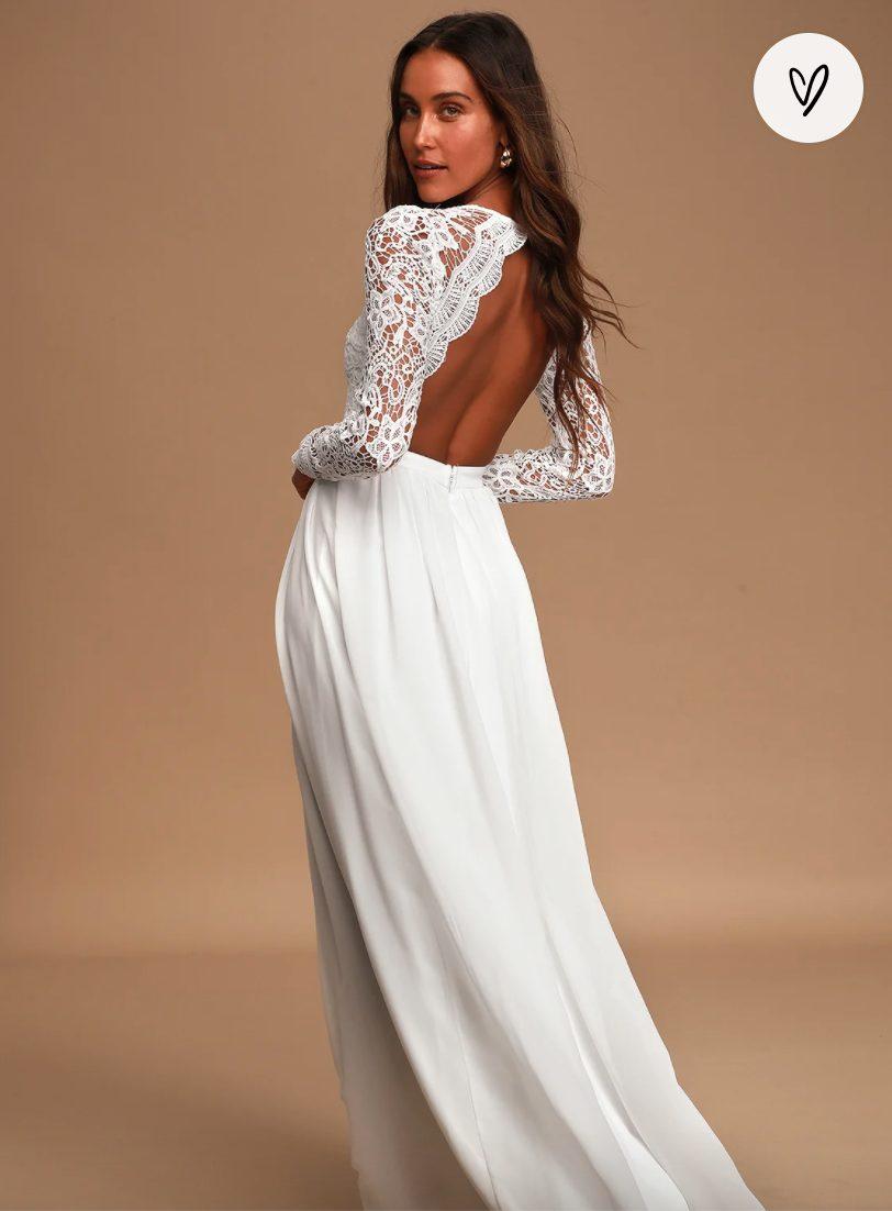 Designer Knock-off Wedding Dresses