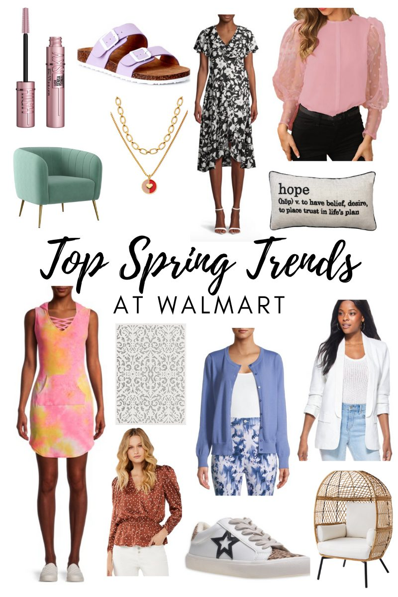 Spring Trends at Walmart