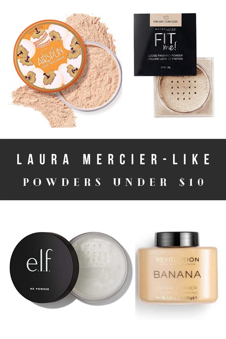 Laura Mercier Dupes