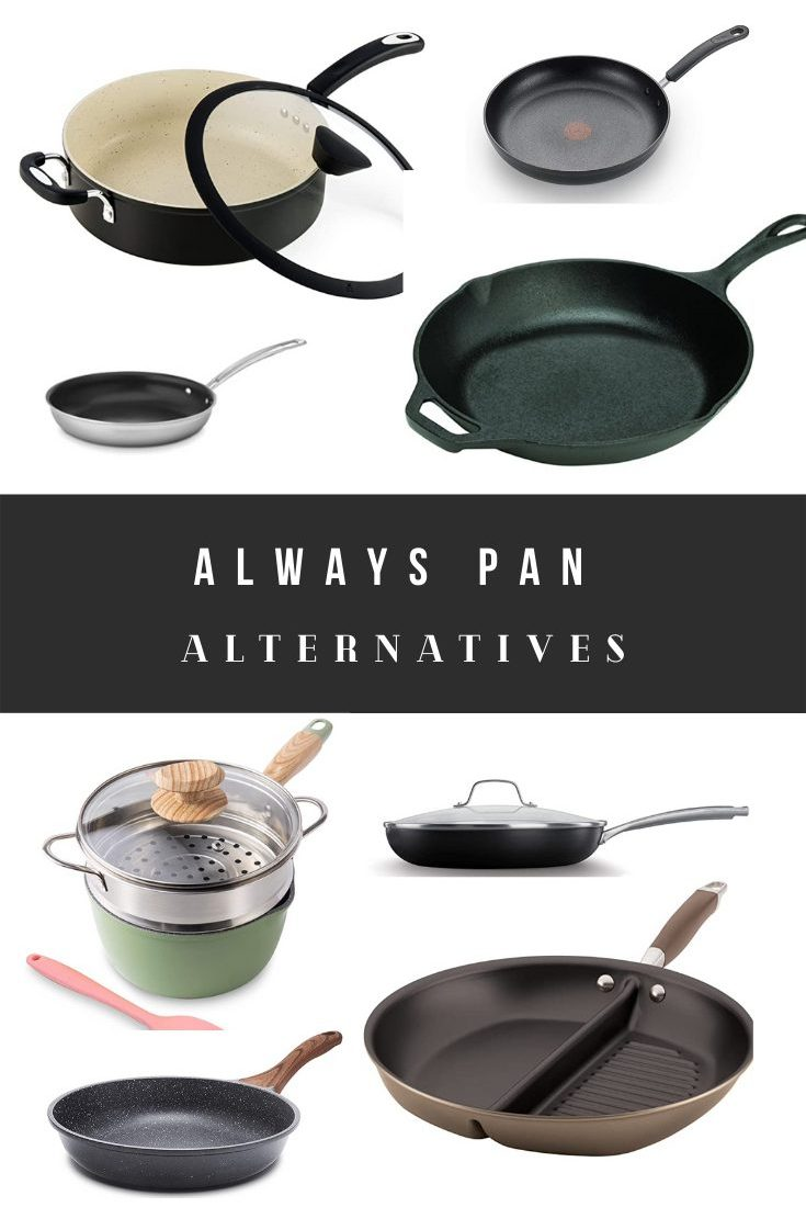 Best Always Pan Alternatives and Dupes
