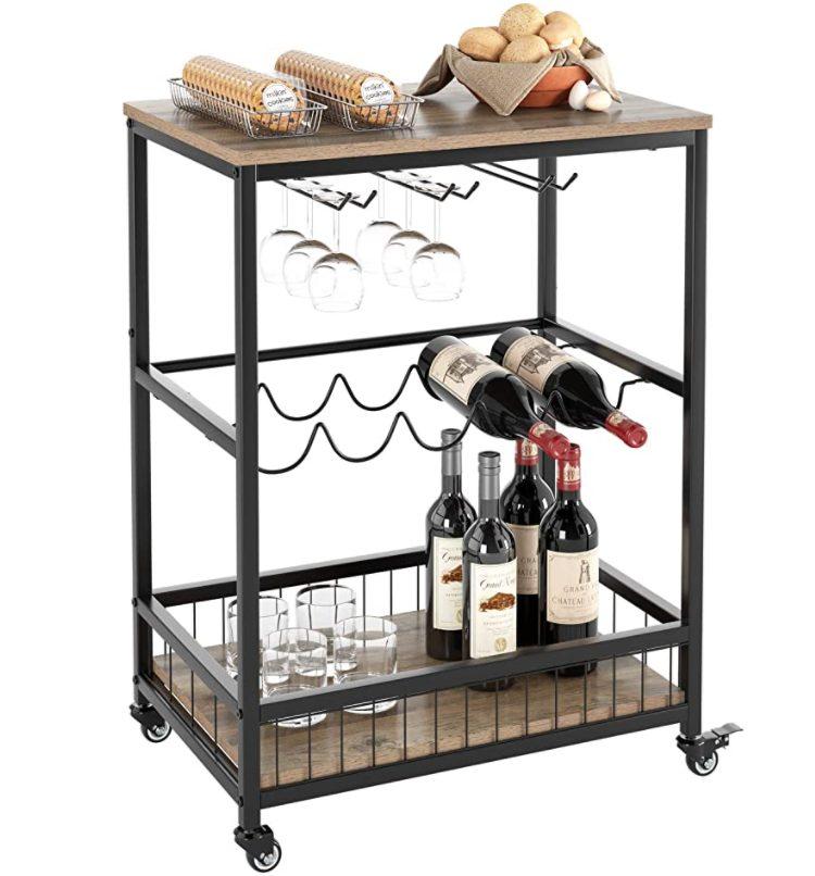 Blogger Favorite Bar Cart