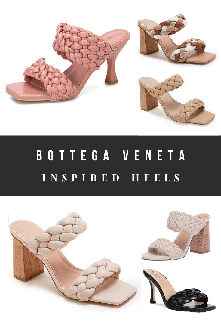Bottega Veneta Heels Dupes, Alternatives, and Look Alikes
