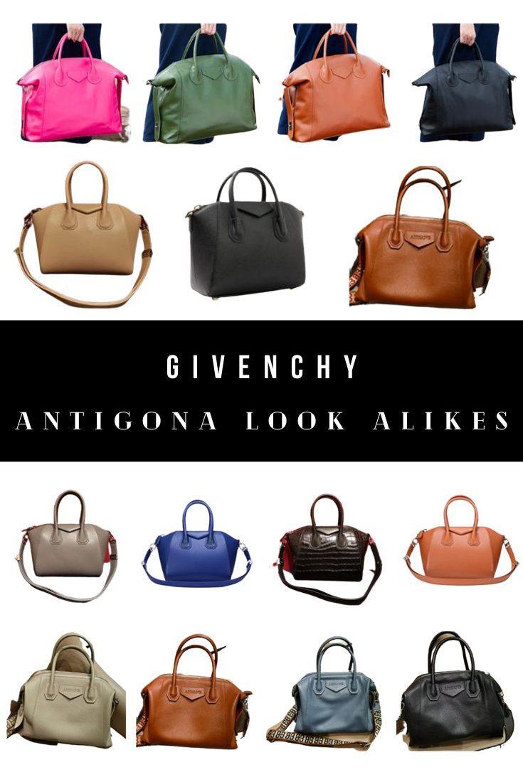 Cheap Givenchy Antigona Handbag Dupes, Look Alikes, and Alternatives