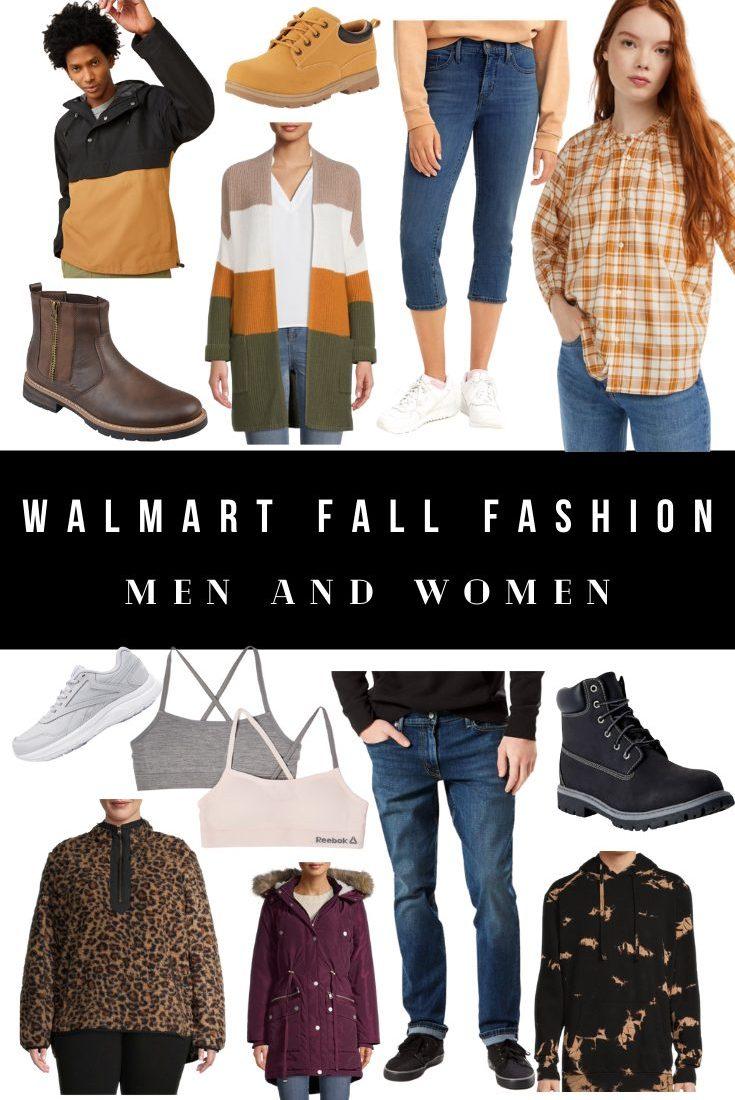 Walmart's Best Fall Fashion Looks
