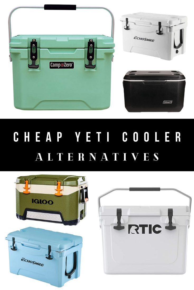 Cheap Yeti Cooler Dupes and Alternatives