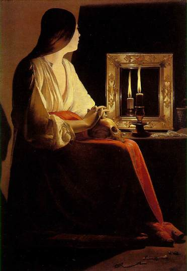 "Georges De La Tour - ""12 photographes s'inspirent..."