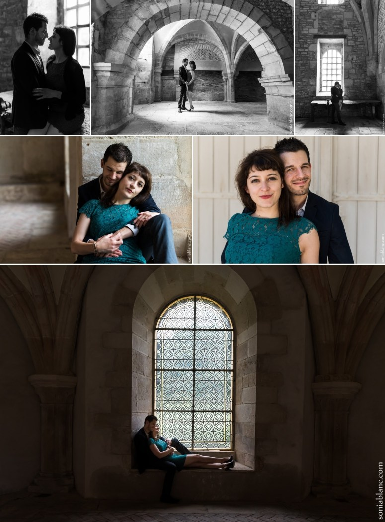 Valerie et Louis-Marie - séance photo couple - Montbard - cote d'or - bourgogne