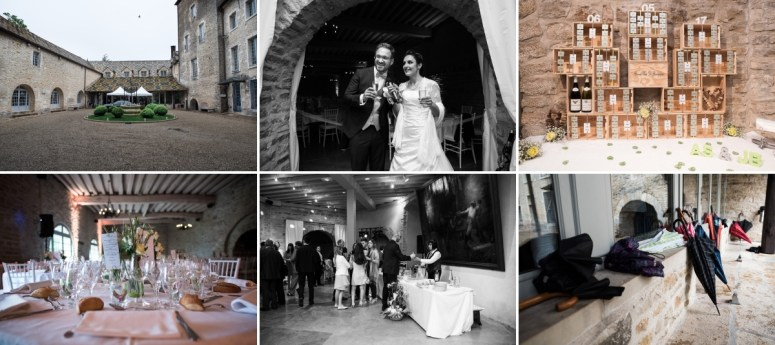 Mariage au Château de Santenay - Côte de Beaune - Bourgogne - Sonia Blanc photographe