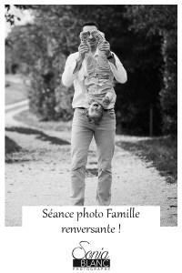 Séance photo famille fun - Dijon