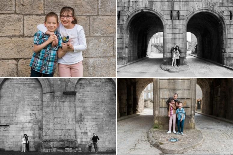 Séance photo joyeuse en famille - Langres