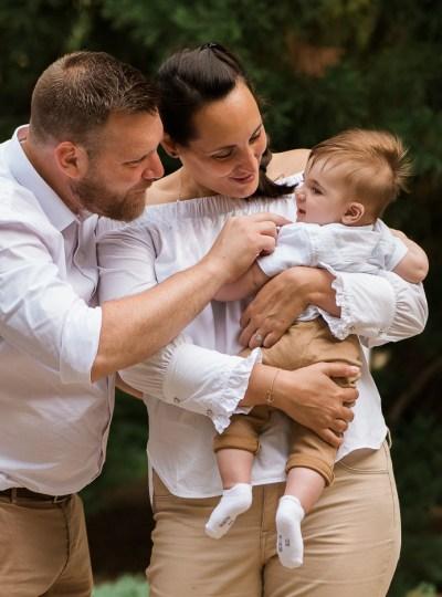 seance photo famille - beaune