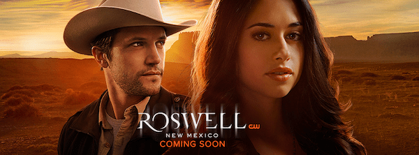 Roswell New Mexico HBO