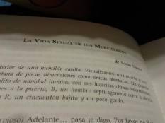 LA VIDA SEXUAL DE LOS MURCIELAGOS. Editada en La Cocina de los Dramaturgos 4- Argentores 2014