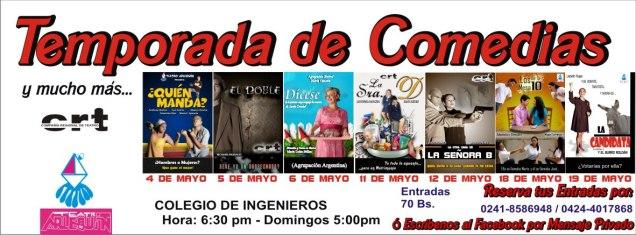 Agrup Teatral Maria Castaña-Venezuela 2012
