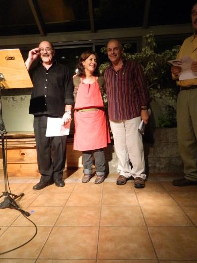 """Ciclo """"La Cocina de los dramaturgos"""" Argentores Bs As (2013) Direccion: Carlos Vittorello-"""