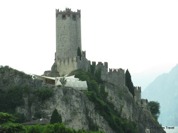 Castle at Malcesine, Lake Garda