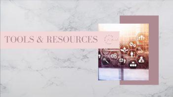 Tools Resources P