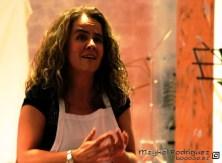 Isabel García en Tempsiabo