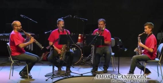 'Amor y cantilena' osm92#- estreno