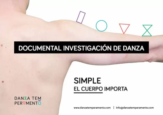 2016'X'14. Entreno del documental 'Simple' en el Festival de cine de Madrid
