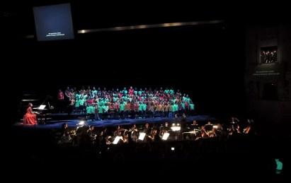 2017'VII'4. Teatro Real de Madrid. Estreno de Somos Naturaleza - coro y orquesta 4 (foto: Ela R que R)