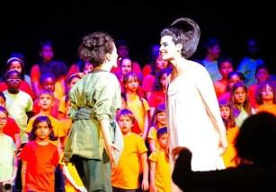 2017'VII'4. Teatro Real de Madrid. Estreno de Somos Naturaleza - Songhi y Luna