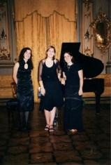 2004'V. Casino de Murcia, con Marina Lozano Lax y Mª José Paredes