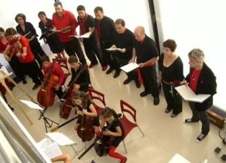 2010'V'8. Gira VBL - actuando en el Lab de Murcia
