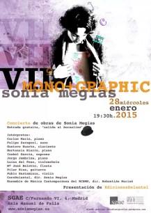 7th MONO+GRAPHIC - poster