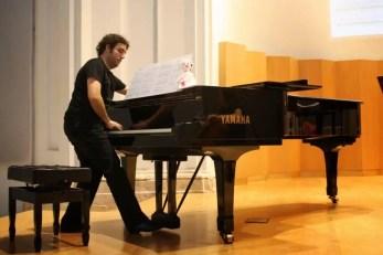 2010'VI'26. Concierto monográfico en Alcalá - Gustavo Moreno estrenando 'White Doll'