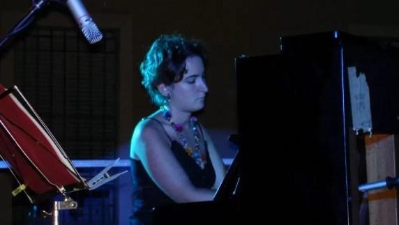 2006'VI. El Almansa Quartet actúa en Italia. Tocando - foto 2