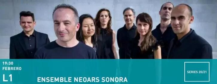 2016'II'1. Premiere of 'Triskel' - ensemble Neo Ars Sonora
