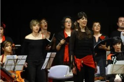 2010'V. Teatro Principal, Almansa. Tempsiabo at the VocesBravasLab tour