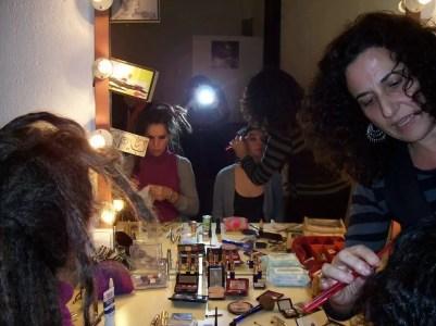 2008'X'23. Estreno de 'LBaila'. Sombra aquí y sombra allá
