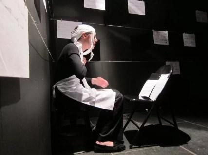 2012'IV'19. III MONO+GRAPHIC en el ICNY - 'Shelley III' por Megan Schubert - foto 3