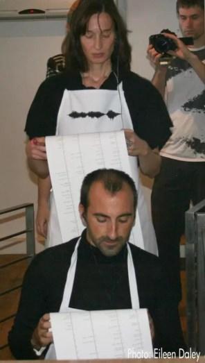 2011'XI'17. I MONO+GRAPHIC. Barbara Scandroglio y Luisen Elías en 'Barcelona 2010 - Invierno Oblicuo'
