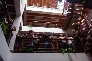 2010'V'9. Gira VBL - Almansa - Visitando el pueblo