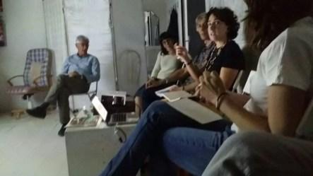 2016'VI. Madrid. Trabajo del CoroDelantal con Pepe Gimeno. Ensayo - 2