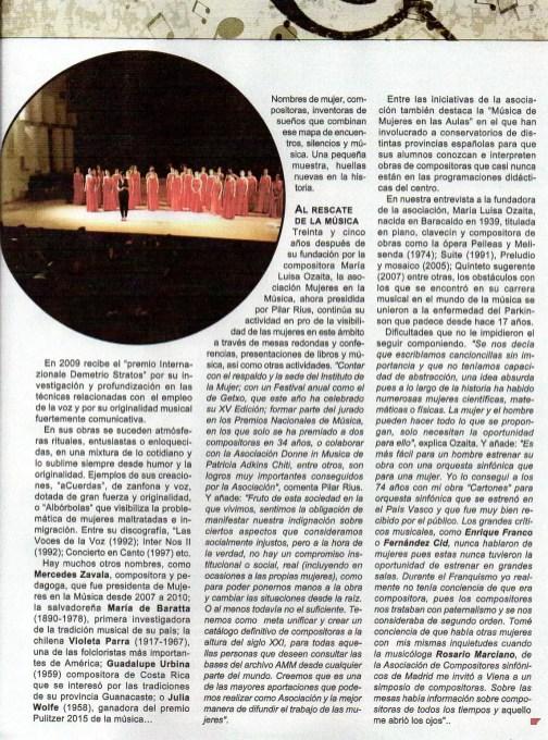 Compositoras del s. XXI - Cristina Menéndez - 11