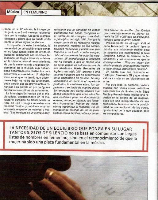 Compositoras del s. XXI - Cristina Menéndez - 6