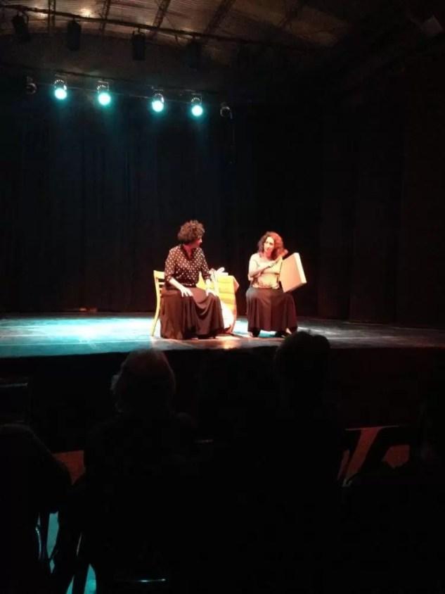 2017'IX'24. Buenos Aires. Dúa de Pel en el Centro Resurgimiento