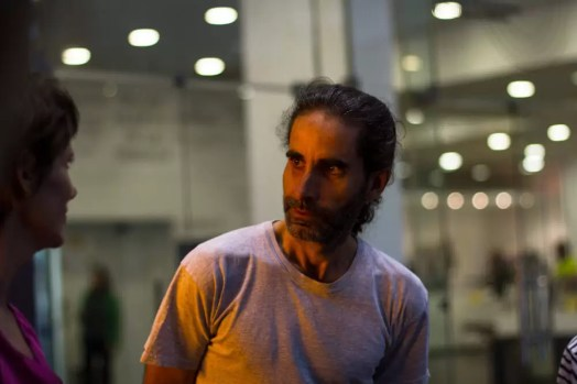 2018'V'24. Triángulo-ensayo. Ejercicio de Julián Mayorga - Alejandro