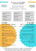 2018. El Salvador. Taller de formación de docentes - cartel
