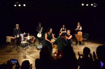 2018'X'5. Teatro Real, Sala Gayarre. Presentación CD Dúa de Pel - Foto de Ela Rabasco - 15